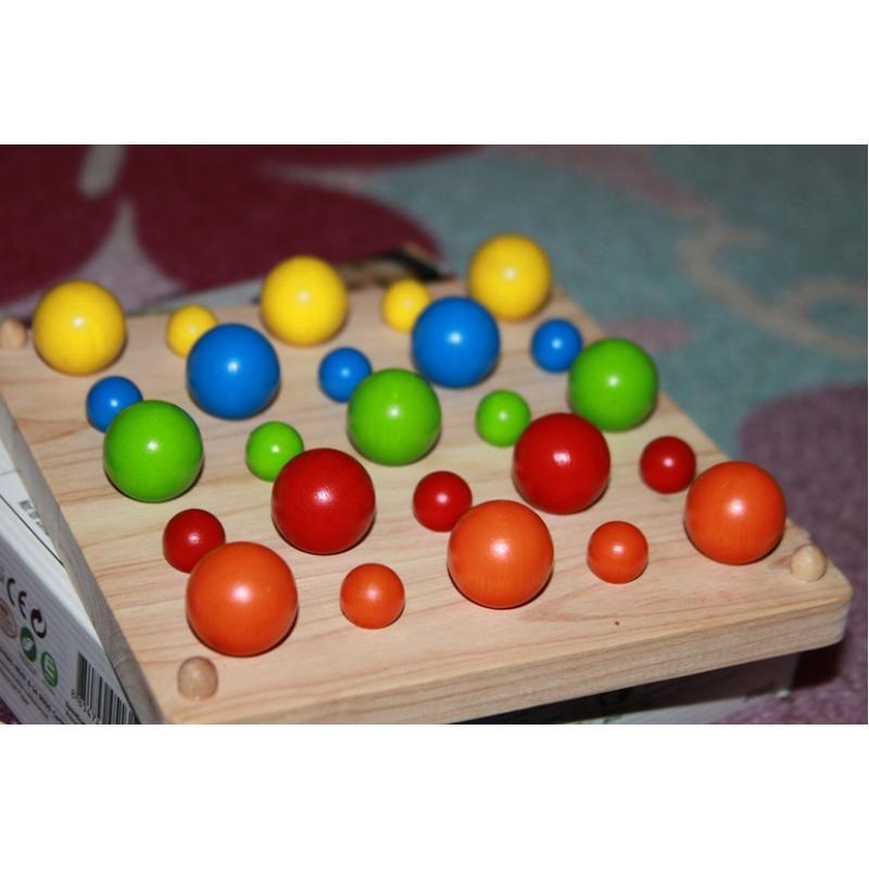 Развивающая игра Plan Toys Мозаика  фото