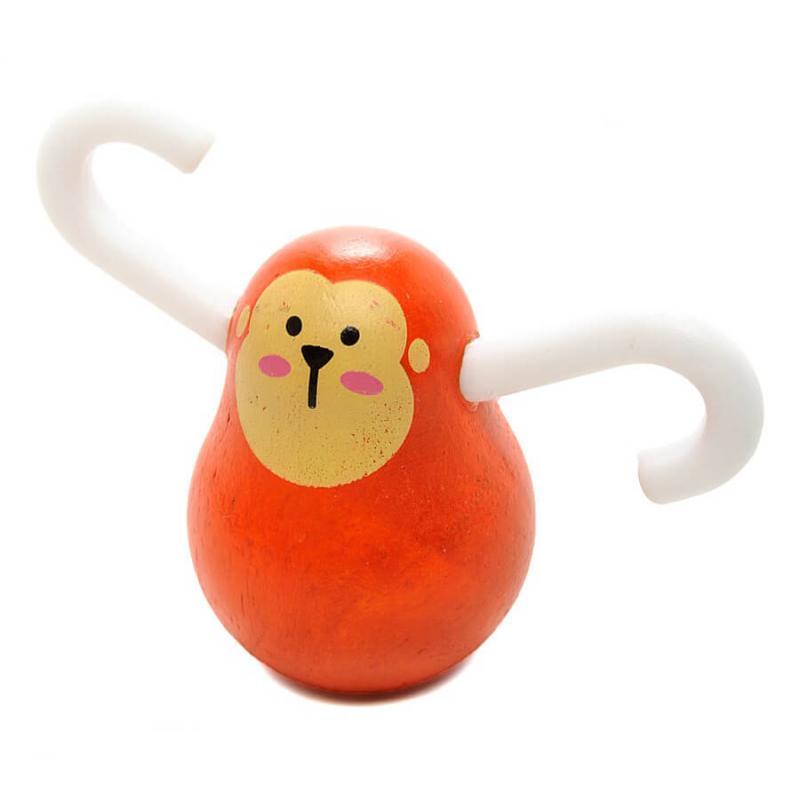 Развивающая игра Plan Toys Балансирующие обезьянки фото