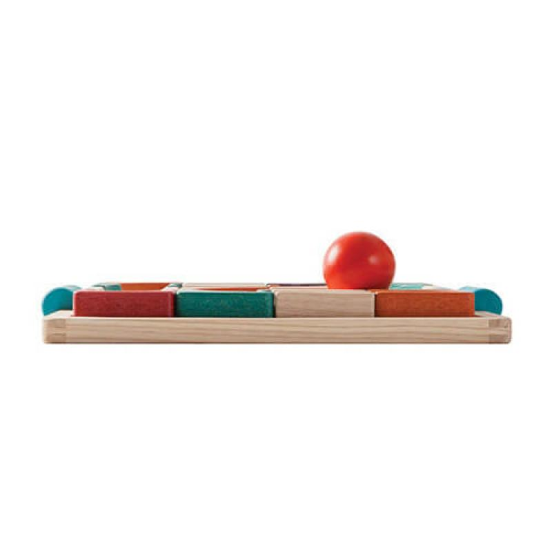 Развивающая игра Plan Toys Балансирующие шары фото