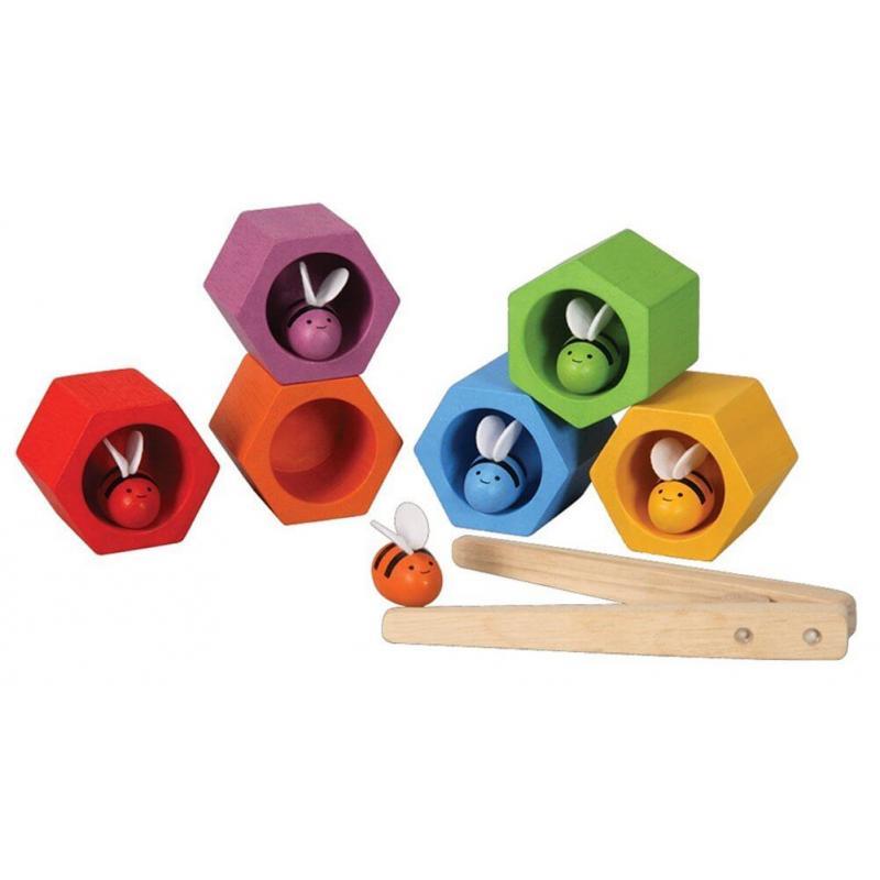 Развивающая игра Plan Toys Пчелки фото