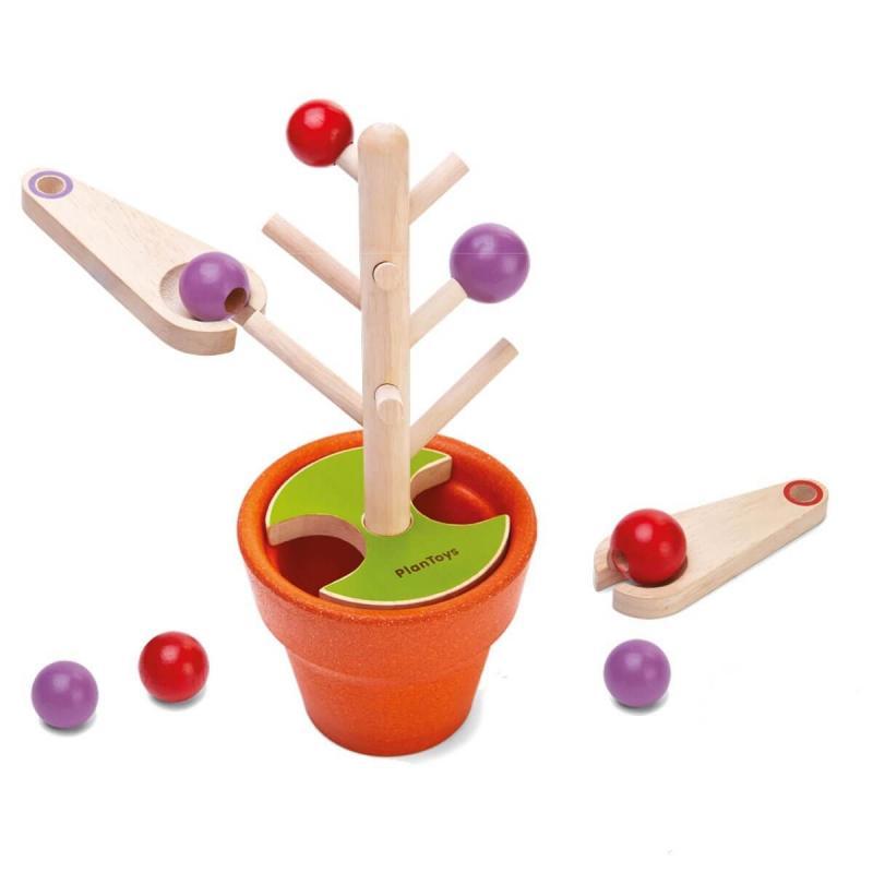 Развивающая игра Plan Toys Собери ягоды фото