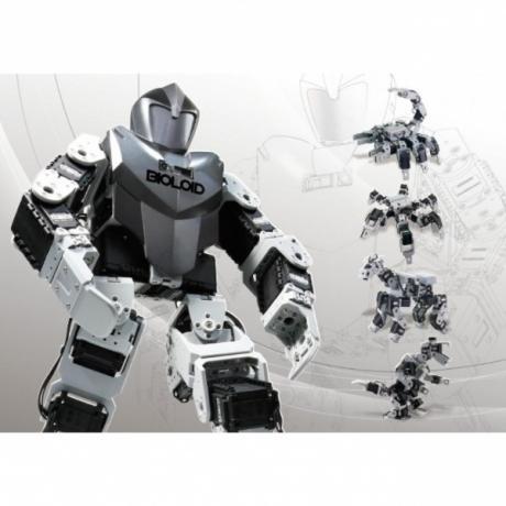 Образовательный робототехнический набор ROBOTIS Premium  (Bioloid Premium)