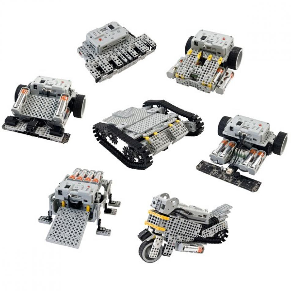 Образовательный робототехнический набор ROBOTIS STEM Lv1  (Bioloid STEM Standard)