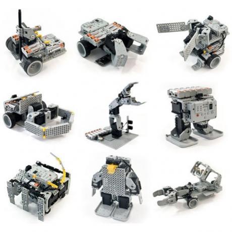 Образовательный робототехнический набор ROBOTIS STEM Lv2 (Bioloid STEM Expansion)