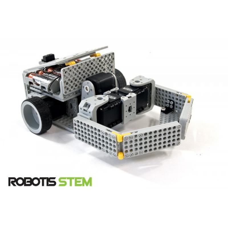 Образовательный робототехнический набор ROBOTIS STEM Lv2 (Bioloid STEM Expansion) фото