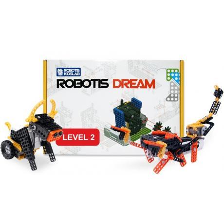 Образовательный робототехнический набор ROBOTIS DREAM Level 2 Kit