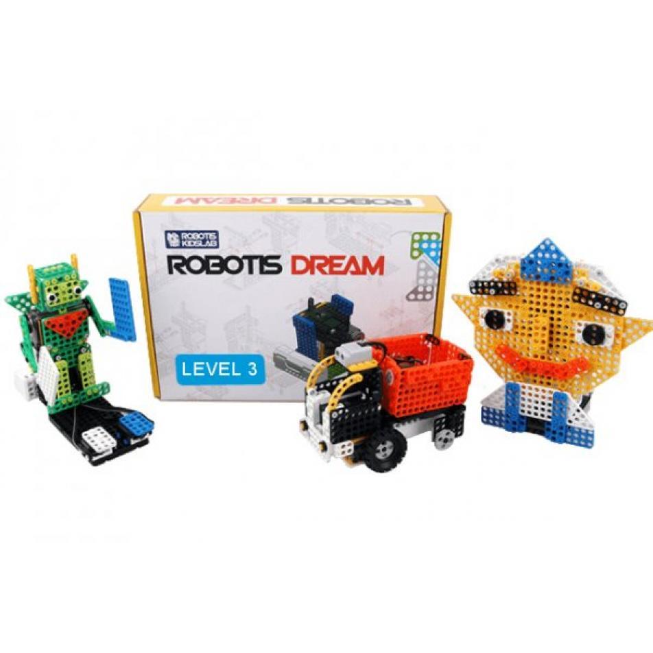Образовательный робототехнический набор ROBOTIS DREAM Level 3 Kit