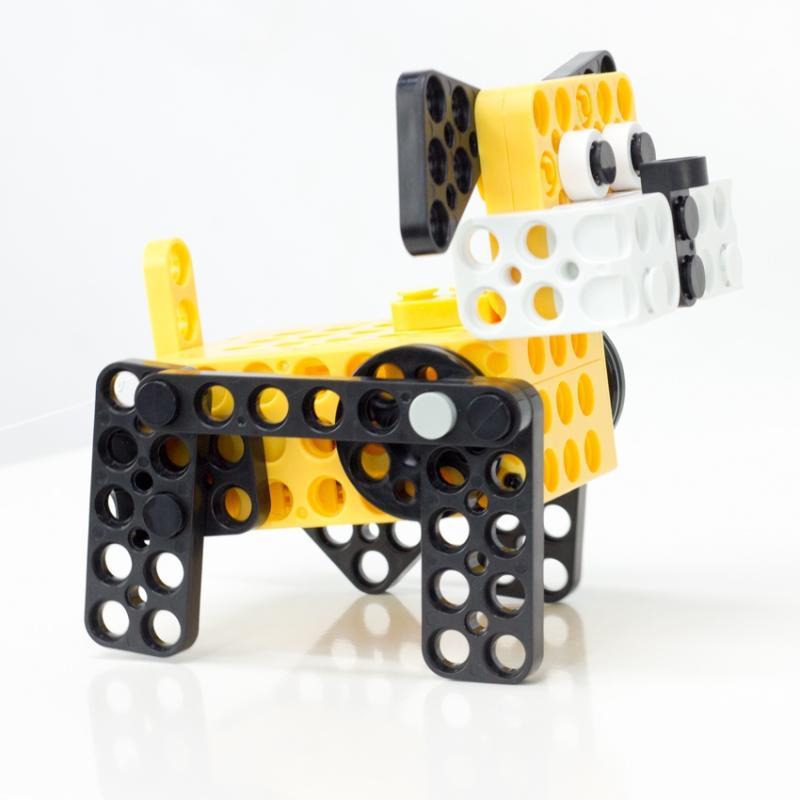 Образовательный робототехнический набор ROBOTIS PLAY 600 PETs фото