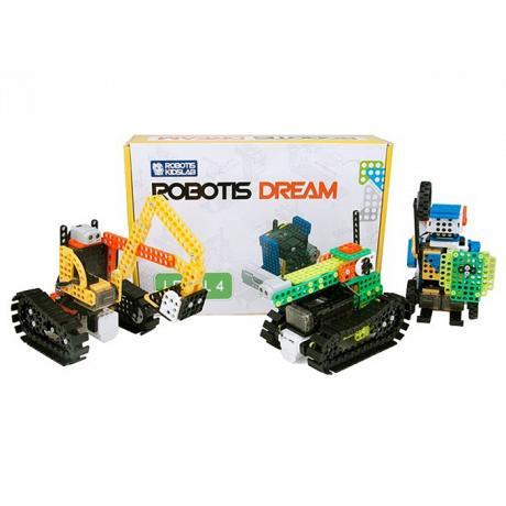 Образовательный робототехнический набор ROBOTIS DREAM Level 4 Kit