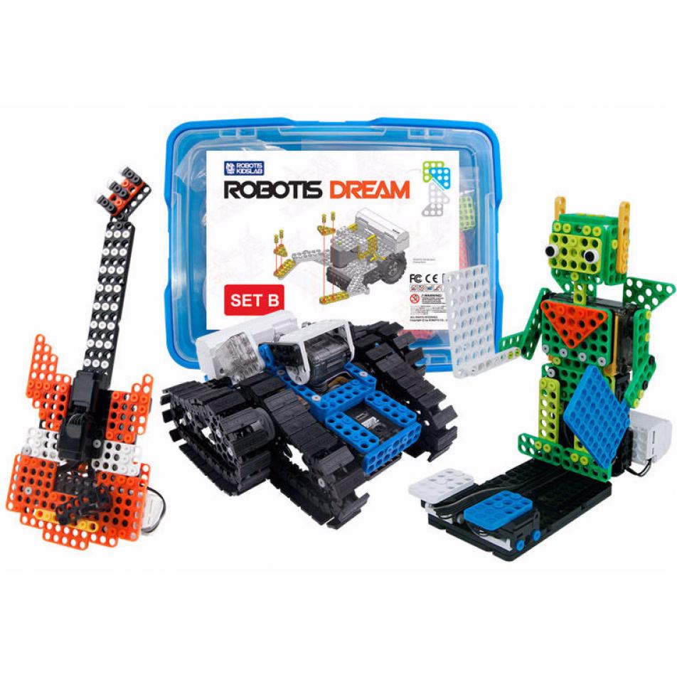 Образовательный робототехнический набор ROBOTIS DREAM Set B
