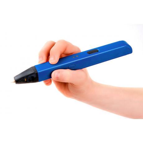3D ручка Spider Pen SLIM - работает от USB (синяя)