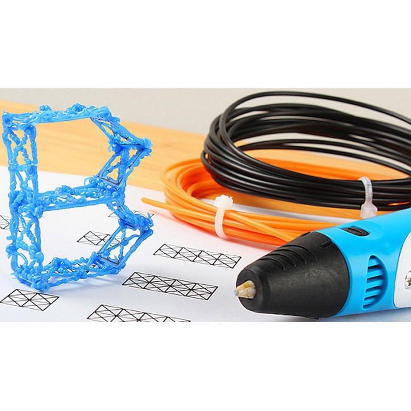 3D ручка Spider Pen START голубая фото