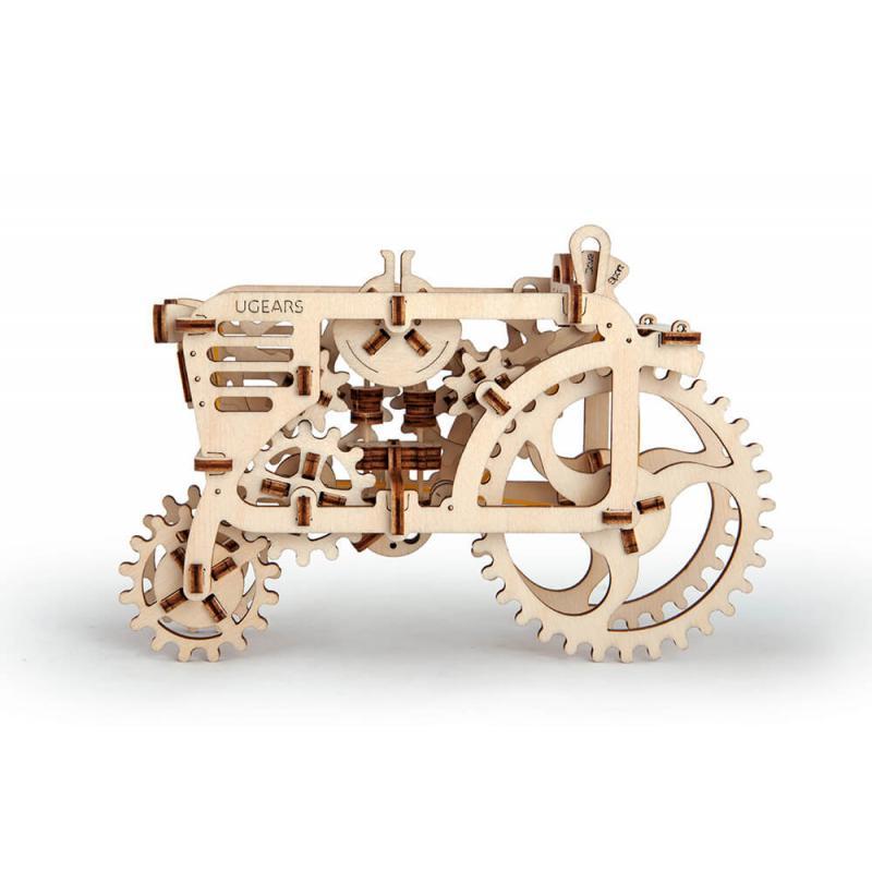 Конструктор Ugears Трактор фото