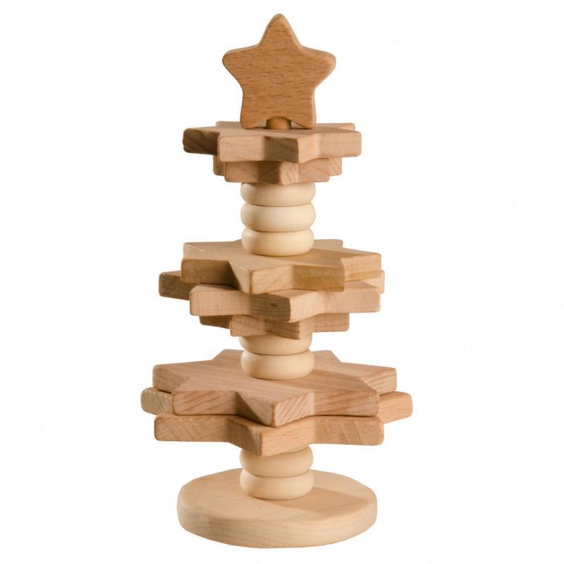 Пирамидка Вальда - Елочка неокрашенная фото