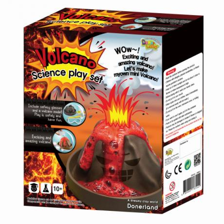 Игровой набор Вулкан (Volcano Sience Play Set)