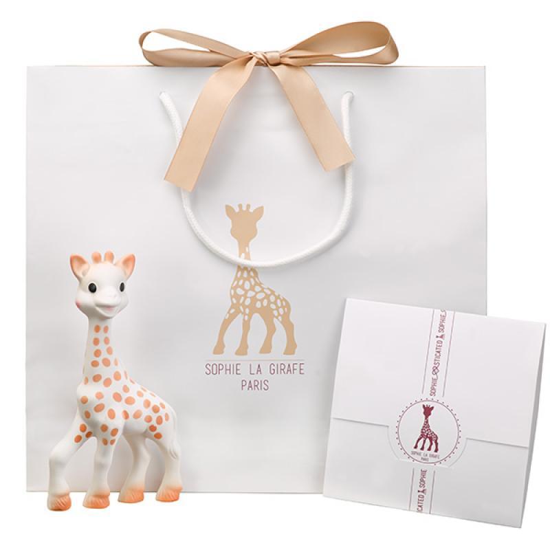 Vulli Игрушки в наборе в подарочной упаковке Жирафик Софи фото