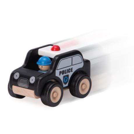 """Деревянная игрушка """"Полицейский патруль, Miniworld"""""""