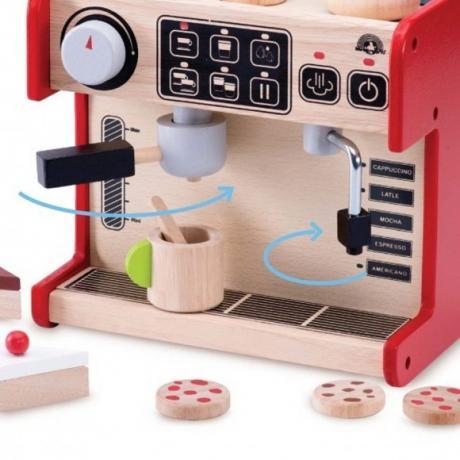 """Игровой набор """"Кофе-машина"""", с аксессуарами"""