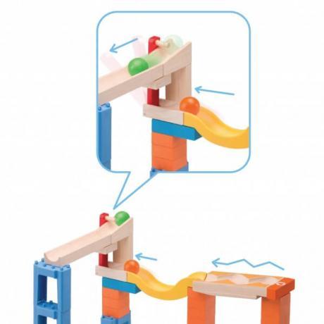 Динамический конструктор Wonderworld Trix-Track - Чудо-мостик