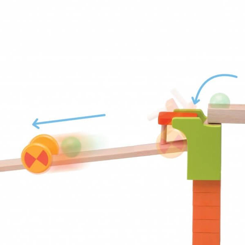 Динамический конструктор Wonderworld Trix-Track - Чудо-мостик фото