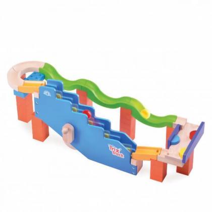 Динамический конструктор Wonderworld Trix-Track - Наверх по ступеням!