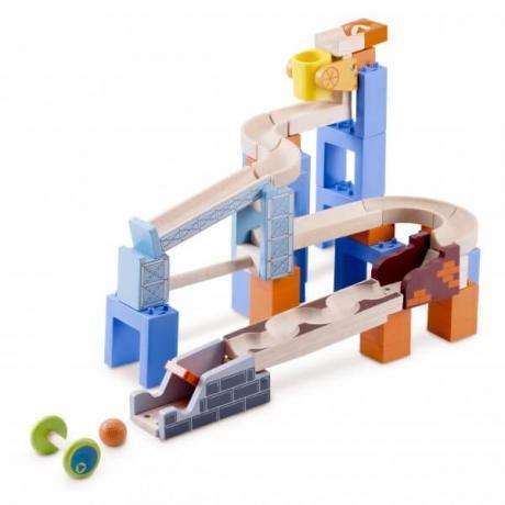 Динамический конструктор Wonderworld Trix-Track - Прыжки с мостом 3 в 1