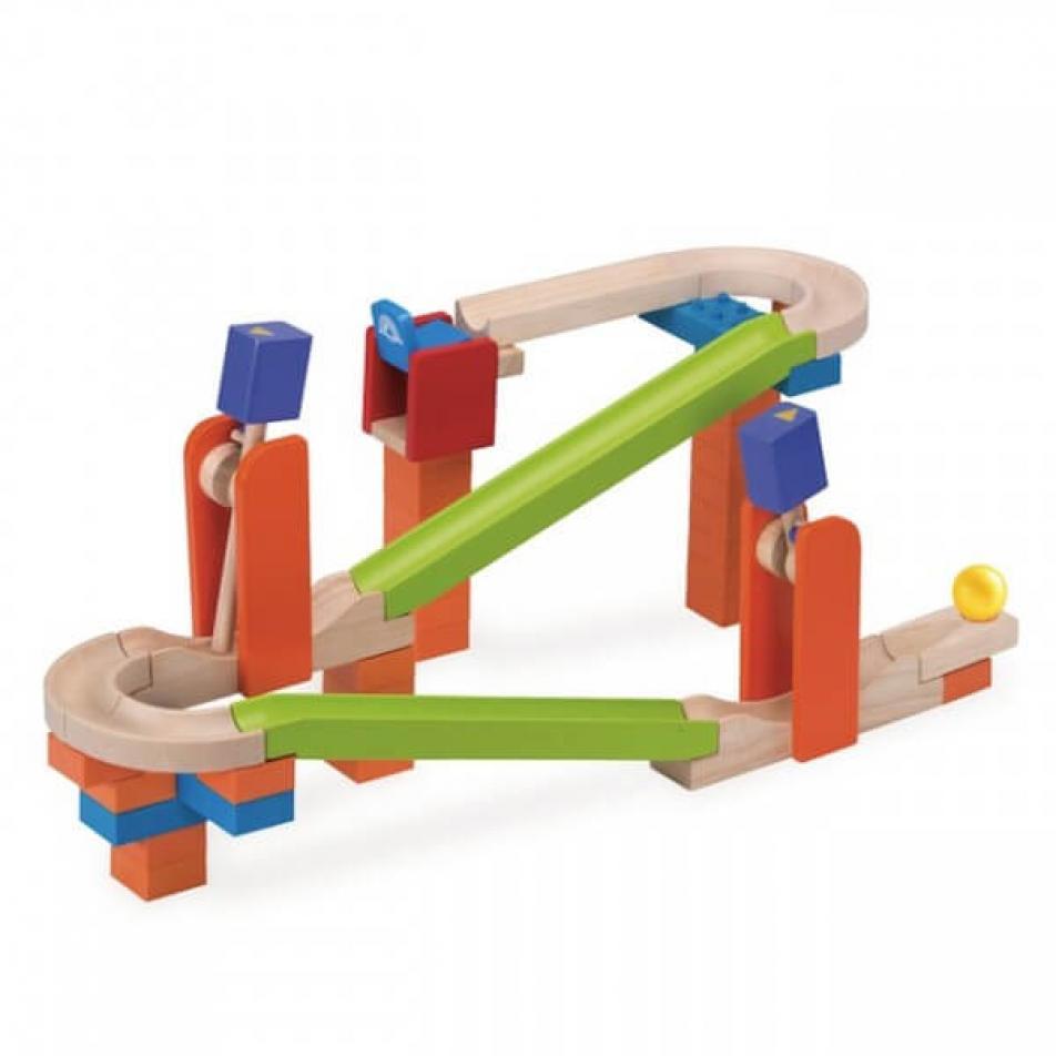 Динамический конструктор Wonderworld Trix-Track - Трек Разгон наверх!