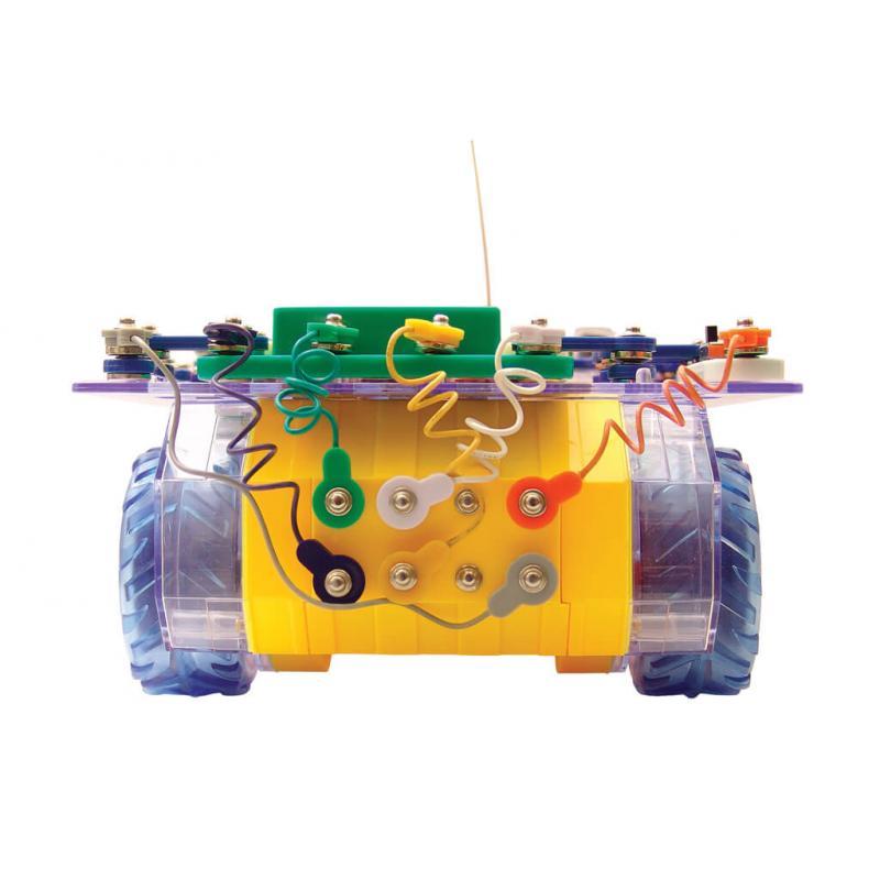 Конструктор Радиоуправляемый вездеход Лидер Знаток фото
