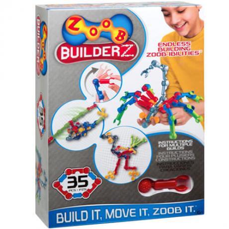 Подвижный конструктор ZOOB 35