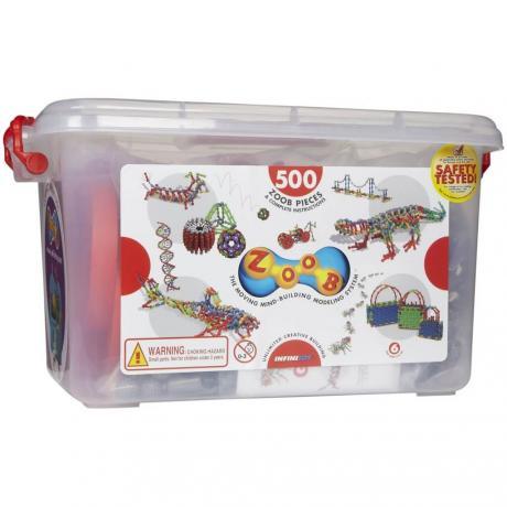 Подвижный конструктор ZOOB 500