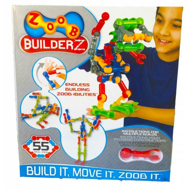 Подвижный конструктор ZOOB 55 фото