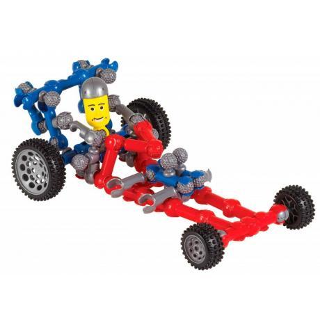 Подвижный конструктор ZOOB Dragster