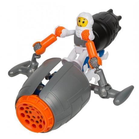 Подвижный конструктор ZOOB Galax-z Odyssey