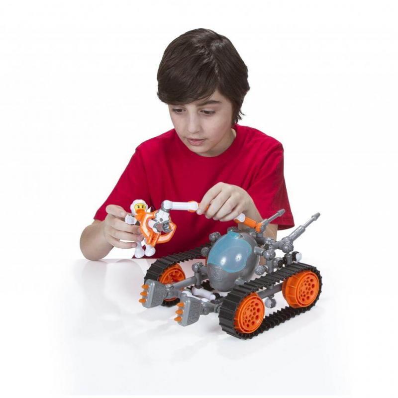 Подвижный конструктор ZOOB GALAXY - Z Astrotech Rover фото