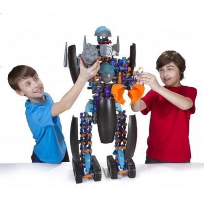 Подвижный конструктор ZOOB GALAXY - Z Zoobatron