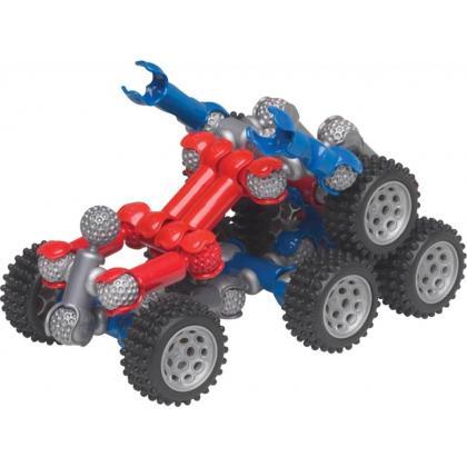 Подвижный конструктор ZOOB Mobile Car Designer