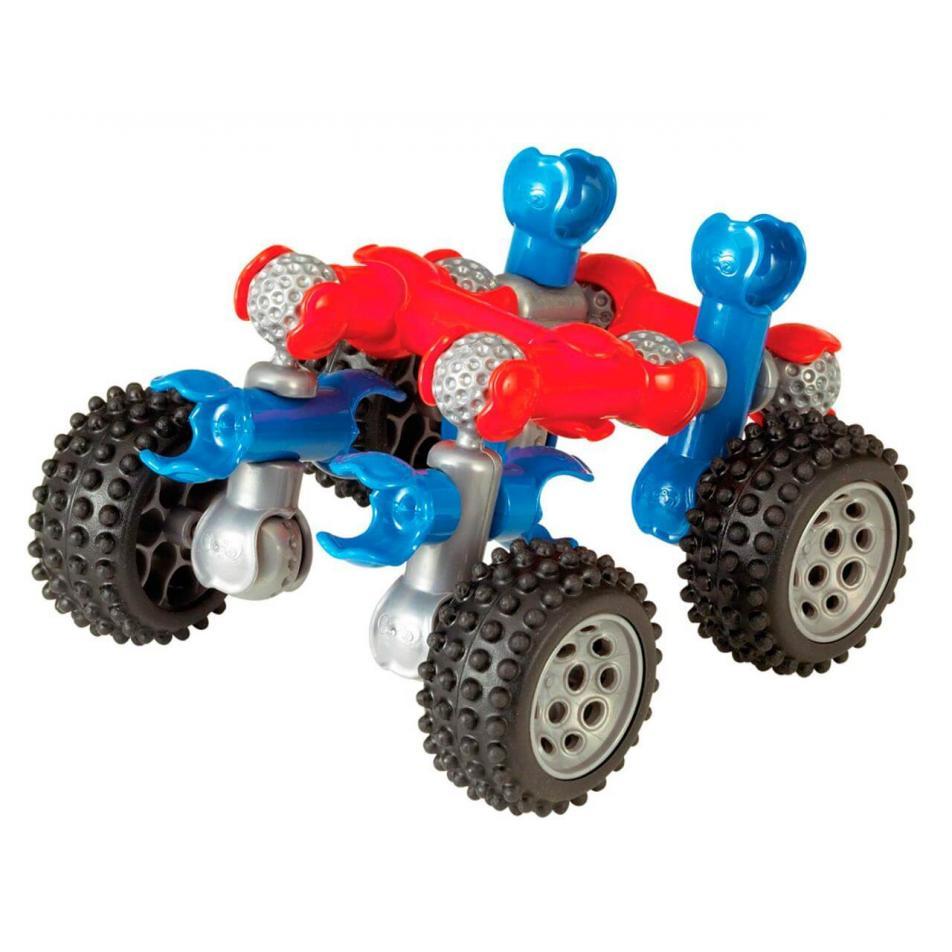 Подвижный конструктор ZOOB Mobile Mini 4-Wheeler