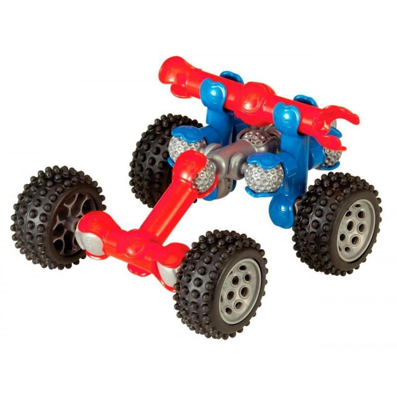 Подвижный конструктор ZOOB Mobile Racer фото