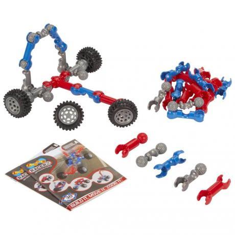 Подвижный конструктор ZOOB Mobile Racer