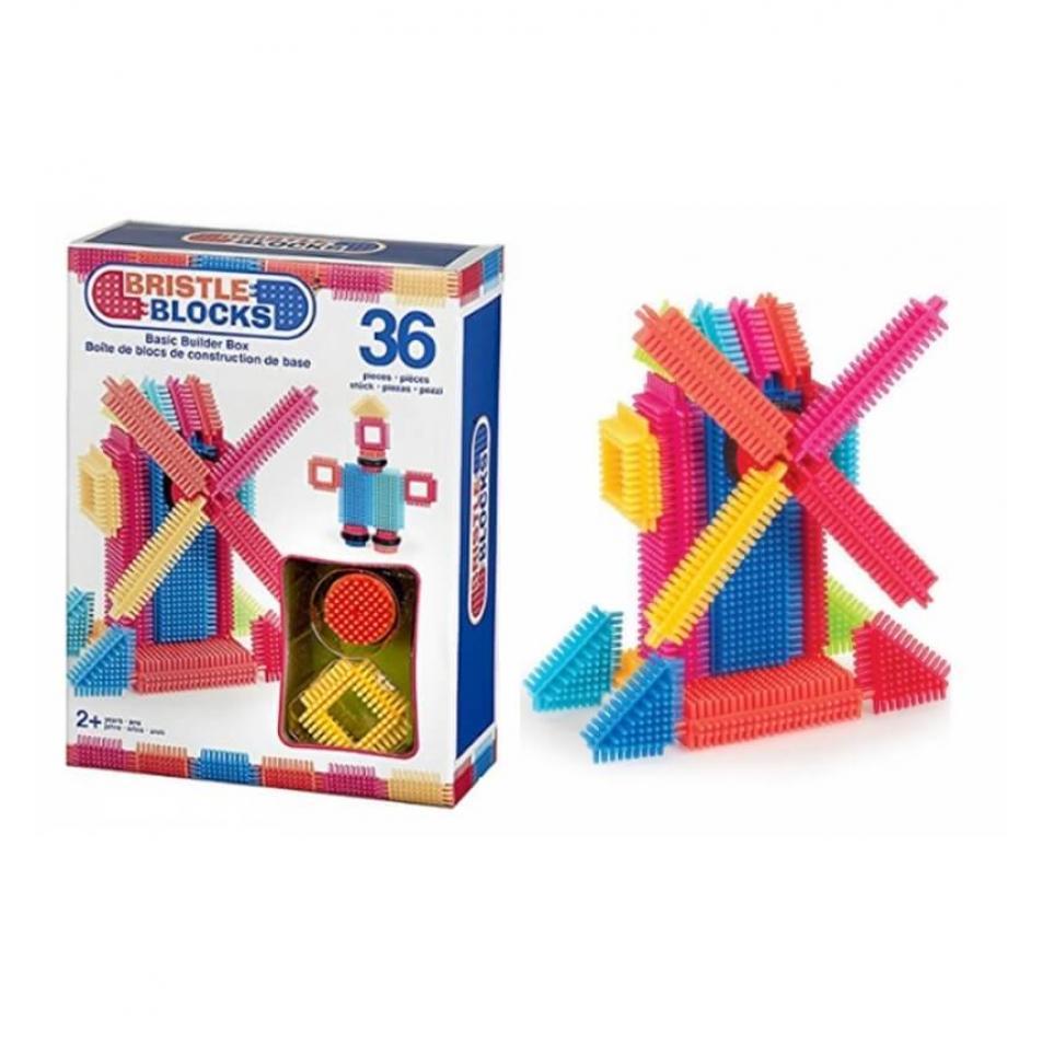 Игольчатый конструктор Battat Bristle Blocks - 36