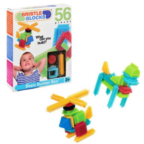 Игольчатый конструктор Battat Bristle Blocks - 56