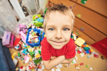 Совет: дайте ребенку создать и разрушить!